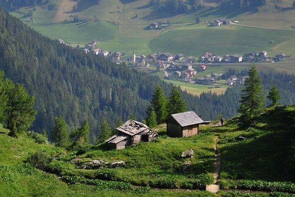Tiroler Gailtal/Lesachtal - Wandern im Bergsteigerdorf auf historischen Pfaden