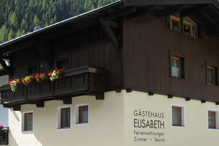 Gästehaus Elisabeth - Gries/Sulztal