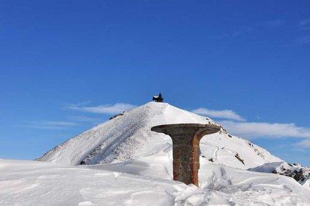 Kellerjoch - Kellerjochhütte (2237/2344 m) über die Naunzalm