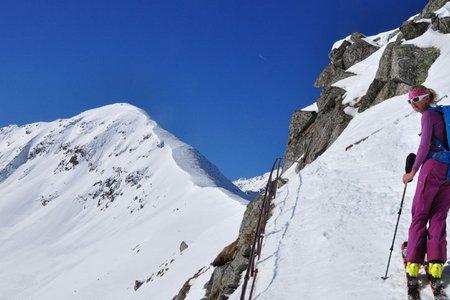Schientalkopf (2773m) von Kasern