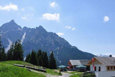 Bergstation Hochserles-Gleinserhöfe-Talstation Serlesbahn