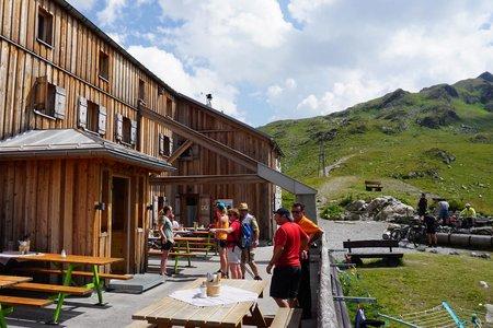 Heilbronner Hütte von Kops