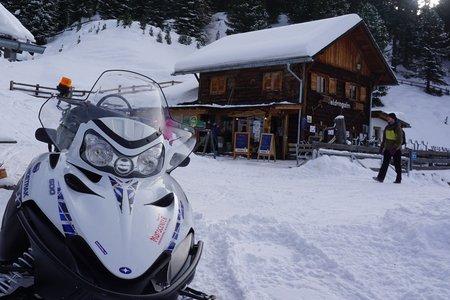 Winterwanderweg Feldringalm von Marlstein