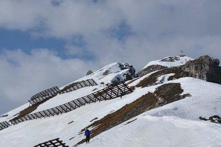 Peilspitze (2392 m) von Maria Waldrast