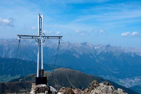 Wildgrat (2971 m) über den Hochzeiger