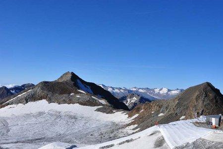 Schussgrubenkogel u. Schaufelspitze (3211/3332 m)