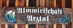 Logo Arztaler Alm, 1900 m - Ellbögen