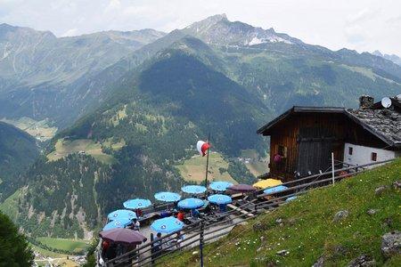 Autenalm von der Elfer-Bergstation