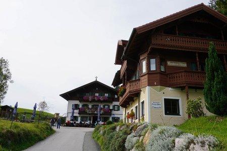 Jausenstation Maier & Hintersteiner See von Scheffau