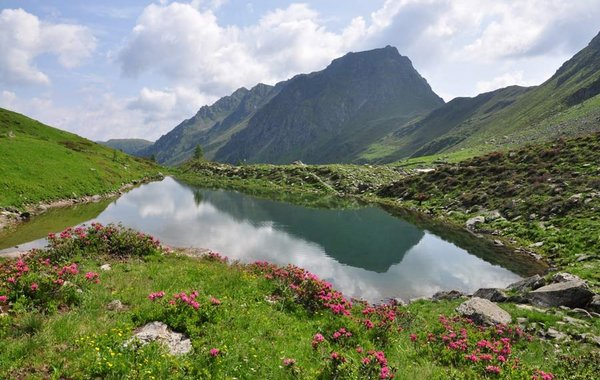 Stuckensee im Tiroler Gailtal