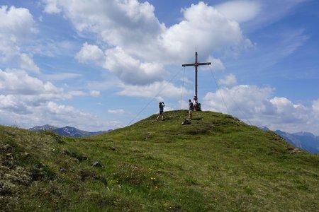 Lahnkopf - Rundwanderung (2471m) von Greit