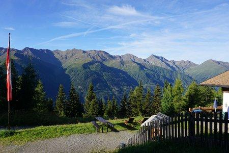 Speikboden Hütte aus dem Defereggental über St. Veit