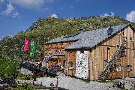 Heilbronner Hütte von Galtür