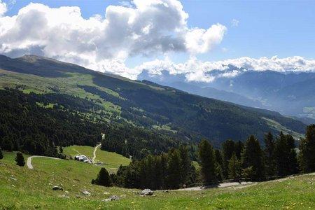 Klausner Hütte - Brugger Schupfen Rundfahrt