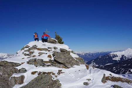 Poferer Jöchl (2318m) von Kolsassberg