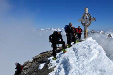 Hinterer Seelenkogel (3489 m) von Obergurgl