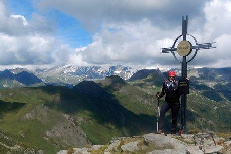 Henne (2475 m) von Weißenbach