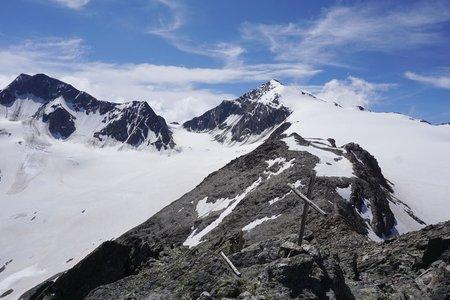 Marzellkamm (3149m) von Vent