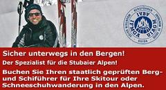 Logo Werner Müller - Bergführer