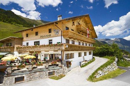 Alpengasthof Praxmar - Lüsenstal