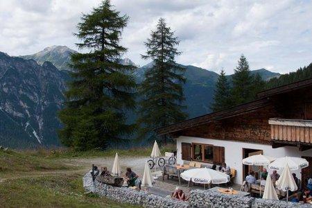 Trunahütte, 1750 m - Gschnitztal