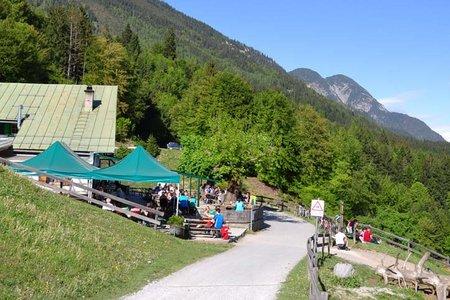 Innsbruck Mühlau - Arzler Alm