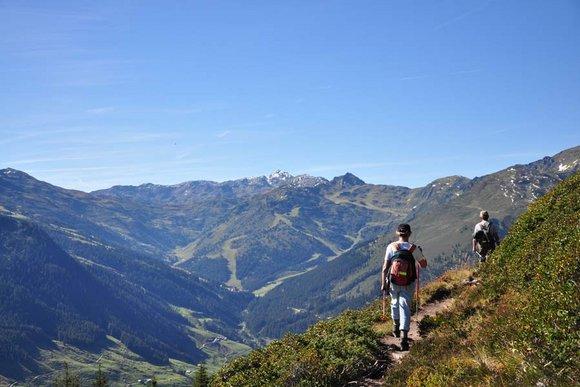 Wander-Regionen in Tirol