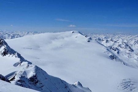 Weißseespitze (3532 m) vom Nörderschartl