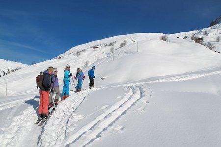 Mit Kind und Kegel auf Skitour – Tipps und Tricks