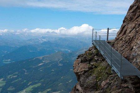Weißspitze-Amthorspitze (2714/2748 m) von der Riedbergalm
