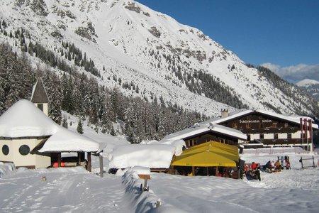 Winterwanderung zur Schlickeralm