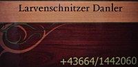 Logo Holzstube Ellbögen Larvenschnitzlerei - Danler