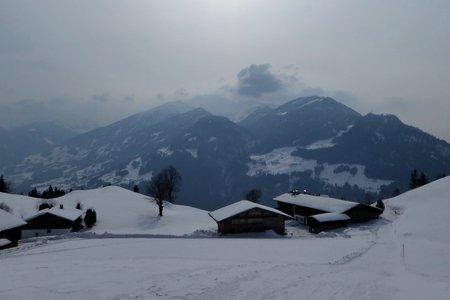 Reither Kogel - Panorama-Rodelbahn im Alpbachtal