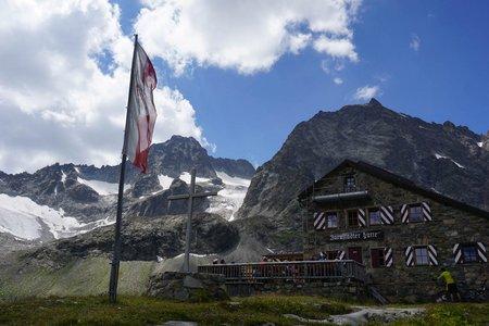 Darmstädter Hütte von St. Anton