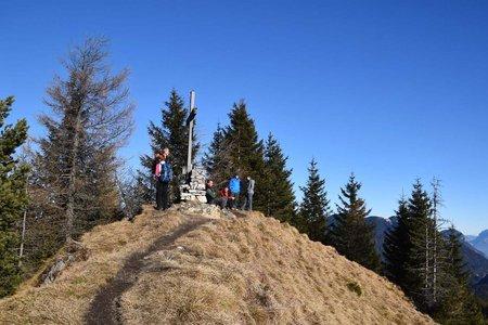 Voldöpper Spitze (1509 m) vom Krummsee
