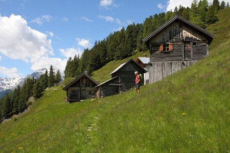 Reichalm (1960 m) von Östen über Farst