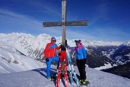 Zinsnock (2435 m) von Weissenbach