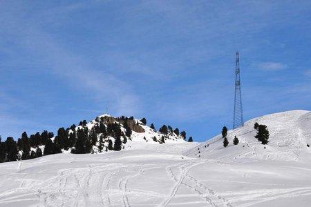 Faltegartenköpfl (2184 m) vom Sattele