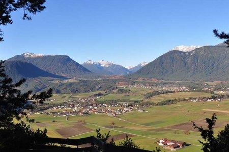 Fiechter Köpfl (1032 m) von Stams