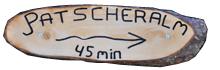 Logo Patscheralm, 1694 m - Patscherkofel