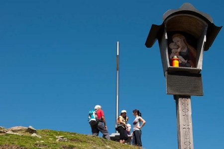 Roßkogel (2646 m) von Stiglreith