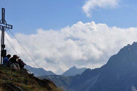 Gerstinger Joch (2035 m) über die Labalm