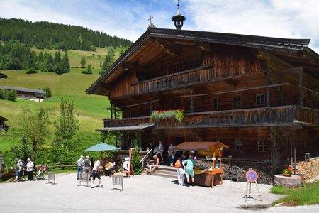Bergbauernmuseum z'Bach – Wildschönau/Tirol