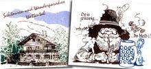 Logo Alpengasthof Hanneburger - Wattental
