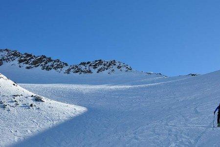 Kuhscheibe (3187 m) von Gries/Sulztal