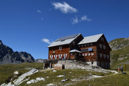 Clarahütte - Neue Reichenberger Hütte - Ströden