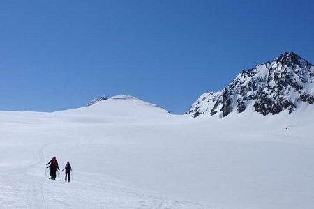 Annakogel (3333 m) von der Langtalereckhütte