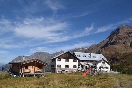 Zufallhütte - Martelltal, 2265 m