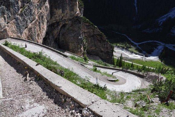 Mountainbike-Regionen in Südtirol