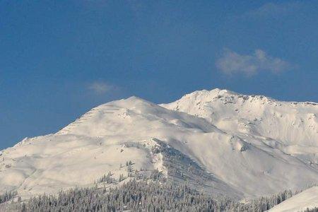 Sonntagsköpfl (2244 m) von Hochfügen